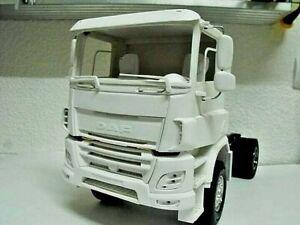 RC 1/14 Scale Daf Cf Euro 6 model kit for Tamiya Truck