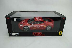 1:18 Mattel Elite #J29230510 Ferrari F430 Challenge Red #14 Lmtd Ed Rarity