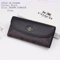 Genuine Coach Envelope style purse wallet RRP £180