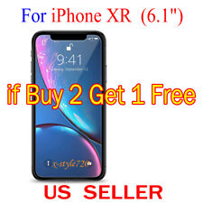 """1x Clear Screen Protector Guard Cover Shield Film For Apple iPhone XR ( 6.1"""" )"""