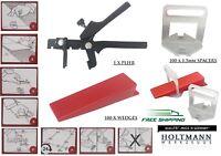 1 mm Entretoises Rubi Delta Carrelage Nivellement Système Kit Wall /& Floor Tile leveling