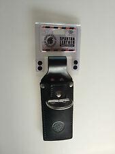 SPARTAN LEATHER Chisel & Hammer Holder 1712 - Tool Belt/Nail Bag/Holder