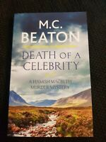 **NEW PB** Death of a Celebrity by M. C. Beaton (2018) Buy 2 & Save