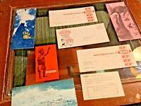 Lot 1950's-1960's Crane Displays Catalogs & Brochures All Excellent Condition