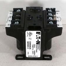 1 USED EATON C0050E2A INDUSTRIAL CONTROL TRANSFORMER SER. 2 50VA **MAKE OFFER**