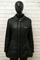 Giubbino Donna VALENTINO Taglia S 42 Giubbotto Giacca Cappotto Jacket Woman Nero