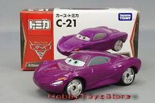 "Tomica Tomy Disney Pixar ""CARS 2"" C-21 Holy Shiftwell"