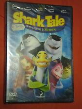 DVD ANIMAZIONE- DA COLLEZIONE-SHARK TALE-realizzatori di SHEREK-SIGILLATO  NUOVO