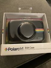 New Polaroid Eva Case for Polaroid Snap Instant Print Digital Camera (Black) E1