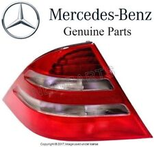 For Mercedes W220 S430 S55 AMG Driver Left Taillight Lens Genuine TailLamp Lens