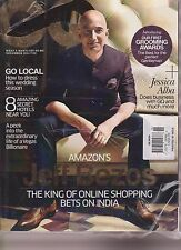 GQ Revista India Noviembre 2014 , Jeff Bezos