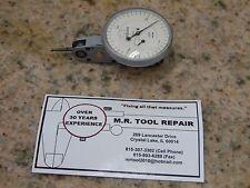 Compac .0001 Indicator Model 215 GA refurb by M.R. tool repair