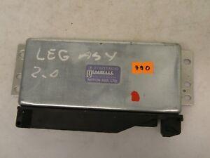 SUBARU LEGACY 1998 2.0 PETROL ABS BRAKE CONTROL UNIT MODULE ECU 27521FA030