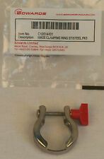 C105-14-401  NW25/KF25 Clamping Ring Stainless Steel