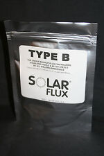 Stainless Steel Welding Solar Flux Type B for Tig, Mig, SMAW, Free Shipping 8 oz