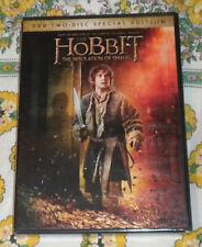 The Hobbit: The Desolation of Smaug (DVD, 2014, 2-Disc Set)