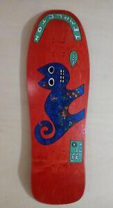 New Deal Ed templeton skateboard
