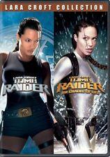 Lara Croft: Tomb Raider: 2 Movie Collection [New Dvd] 2 Pack