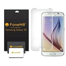 GENUINE FONEM8 0.2mm GLASS SCREEN PROTECTOR FOR SAMSUNG GALAXY S6