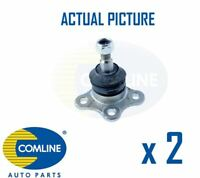 2 x FRONT UPPER SUSPENSION BALL JOINT PAIR COMLINE OE REPLACEMENT CBJ7087