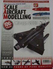 Scale Aircraft Modelling Magazine 33.5 P-40,Sukhoi T-50,Mirage,F-104,CT-133 Plan