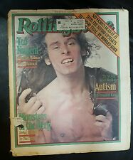 Ted Nugent Sid Vicious Rolling Stone Magazine  Issue #286 March 8th 1979