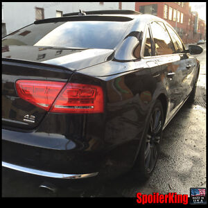 Audi A8/S8/A8L SpoilerKing Rear Roof Spoiler & Trunk Wing Combo (284R/244L) D4