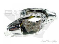 LED Blinker mit E-Prüfzeichen für Verkleidung vorne Gilera Runner 50 125 180ccm