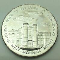 Nickel Royal Canadian Mint RCM Ottawa Winnipeg Token Coin C692 X