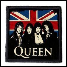 QUEEN --- Patch / Freddie Mercury Beatles Pink Floyd Rolling Stones U2 The Who