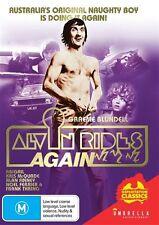 Alvin Rides Again (DVD, 2016) (Region 4) Aussie Release
