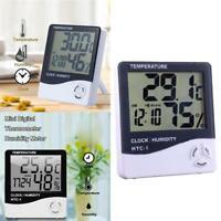 Digitales LCD-Thermometer Hygrometer Feuchtigkeitsmesser Kichen Temperature