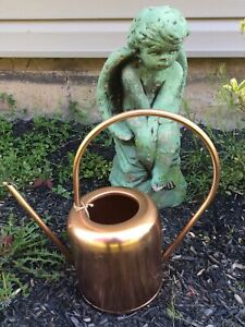 NWT🌺Copper Watering Can for Outdoor and Indoor House Plants🌸🌼40oz🌺🌸🌼🌺🌸🌼