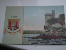 Unposted postcard of Blackrock Castle, County Cork Ireland