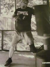 Phil Anselmo, Pantera, Converse Shoes, Full Page Promotional Ad