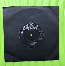 "Sly Fox - Let's Go All The Way CL 403 7"" Single *3 for 1 on postage*"