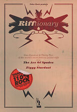 The Rifftionary Pop Rock Guitar Chords Voice Learn to Play FABER Music BOOK