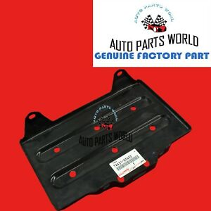 GENUINE OEM TOYOTA 81-90 LAND CRUISER BJ60 FJ62 HJ60 BATTERY TRAY 74431-90A00
