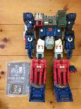 Transformers Titans Return Titan Class Fortress Maximus (Body Only) Playset