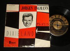 JÖRGEN INGMANN EP - JORGEN INGMANN PLAYS DIXIELAND - FESTIVAL 1950s GUITAR