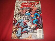 JUSTICE SOCIETY OF AMERICA #13 1:10 Eaglesham Variant  DC Comics 2008  NM