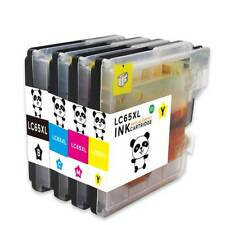 4x LC61 Ink Cartridge Combo for Brother MFC-J615W MFC-6490CW MFC-J415W MFC-255CW