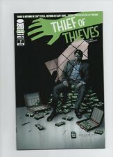 Thief Of Thieves #7 - TV Show Coming Soon! - (Grade 9.2) 2012