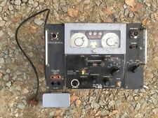 Russian Soviet Receiver transistor tape recorder USSR Radio station MN-61
