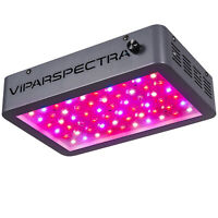 VIPARSPECTRA Newest Dimmable 600W Full Spectrum  Dual Chips  LED Grow Light Lamp