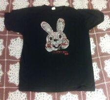Silent Hill Revelation Horror Movie Promo Robbie the Rabbit T-Shirt Men's size M