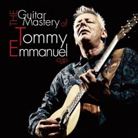 TOMMY EMMANUEL - THE GUITAR MASTERY OF TOMMY EMMANUEL 2 CD NEW!