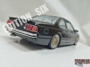 Burago 1/24 1/26 BMW 635 CSI E24 Retro custom Modified Car code 3