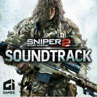 Michal Cielecki - Sniper Ghost Warrior 2 (Ost) [CD]