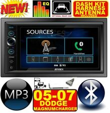 05 06 07 DODGE MAGNUM CHARGER BLUETOOTH TOUCHSCREEN USB SD AUX CAR RADIO STEREO